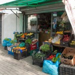 Lokalna trgovina u Skadru