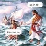 PDF or JPG